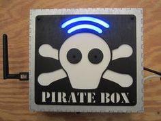 Picture of Raspberry Pi PirateBox
