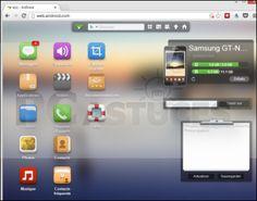 PC Astuces - Gérer son téléphone Android depuis son ordinateur  lire la suite/ http://www.internet-software2015.blogspot.com