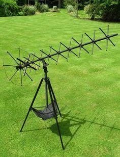 Amateur SATCOM antenna... Black Horizon: How to build a $5,000 dollar UHF SATCOM antenna for under $20