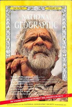 Buy National Geographic Magazine, January G+ or better condition considering its age, has some insignificant imperfections. Creatures Of The Night, Weird Creatures, National Geographic Cover, San Andreas Fault, Vintage Magazines, Cancer Treatment, Old Things, January, Health