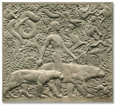 art deco bas relief sculpture - Google Search