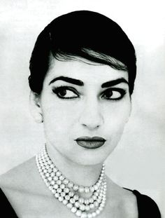 """Don't talk to me about rules, dear. Wherever I stay I make the goddam rules."" -- Maria Callas"