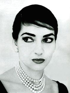 La Divina, Maria Callas