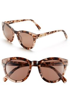 Lilly Pulitzer® 'Hartley' 52mm Polarized Sunglasses available at #Nordstrom