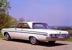 1964 Dodge Polara 2 Door Hardtop