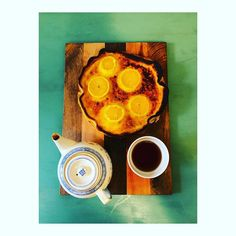 Sweetest taboo. Tarte à l'orange for tea time. Wanna join? #cooking #orange #teatime #homemade #tarte #frenchartofliving #frenchcooking