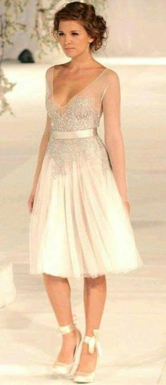 Vestidos para boda al civil
