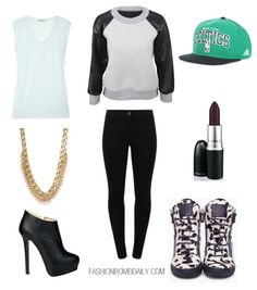 Style-Inpsiration (Tomboy-Chic) Yeah - I will definitley be rocking a similar look when we go see the Nets play this season