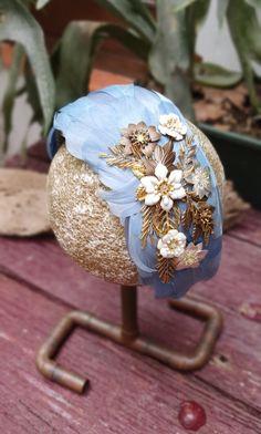Invitadas — Cala by Lilian Handmade Headbands, Floral Headbands, Head Accessories, Wedding Hair Accessories, Fascinator Hats, Fascinators, Bridal Hair Flowers, Wedding Headband, Look Vintage