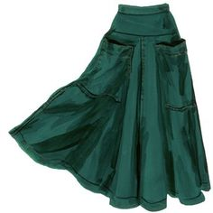 Big Pocket Skirt | The J. Peterman Company