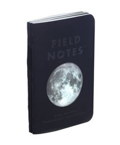 SOLD OUT Field Notes Brand LUNACY Edition SEALED 3-Pack Notebooks Fall 2016