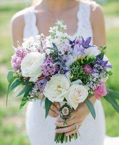 Utöver ringen och klänningen är det viktigt att blommorna känns rätt till den stora dagen. Här är all inspiration du behöver om du planerar att gifta dig i vår eller sommar.