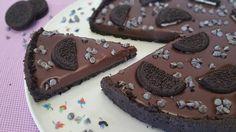 Torta Oreo al cioccolato senza cottura