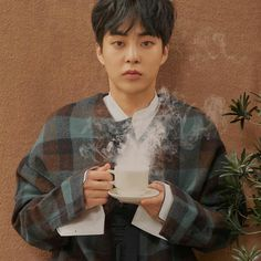 #EXO #WINTER #Cafe_Universe #XIUMIN