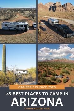 According to campers, these twenty-eight Arizona campgrounds received six or more 5-star reviews or more in 2020 Best Places To Camp, Cool Places To Visit, Usa Travel Guide, Travel Usa, Best Weekend Trips, Yellowstone Camping, Perfect Road Trip, Us Travel Destinations, Arizona Travel