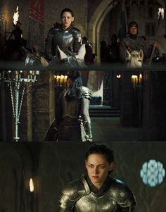 Snow White and the Huntsman (2012) + Snow White in armor