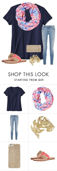 """""""Ready for spring with Lilly!"""" by preppy-lilly-girl ❤ liked on Polyvore featuring Patagonia, Lilly Pulitzer, Givenchy, Michael Kors and Jack Rogers"""