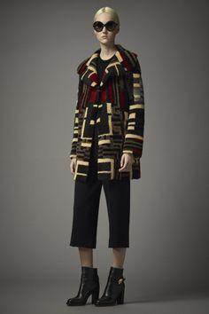 Sfilata Valentino New York - Pre-collezioni Autunno-Inverno 2014-15 - Vogue