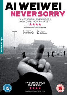 Own Ai Weiwei: Never Sorry on DVD http://www.amazon.co.uk/Ai-WeiWei-Never-Sorry-DVD/dp/B008H30UD4/ #AlisonKlayman #AiWeiwei #AiWeiweiNeverSorry #neversorry #documentary