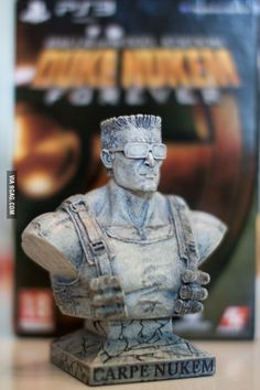 About the only good thing that came out of buying the Limited Edition Duke Nukem Forever set