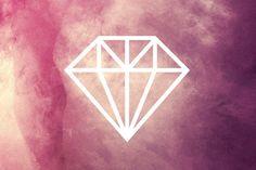 Quotes About Dimonds : Quotes About Dimonds : Diamonds type family designed by Hannes von Döhren buy. - Buy Me Diamond Diamond Tumblr, Diamond Quotes, Tattoo Mama, Desktop, Dimonds, Print Design, Graphic Design, Diamond Life, Design Graphique