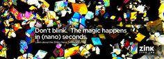 Technology | ZINK® como imprimir sin tinta
