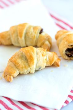 How to Make Chocolate Croissants in 30 Minutes - Watch our recipe video showing you how to make it!