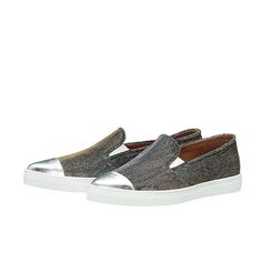 The Art of Making Shoes How To Make Shoes, Vans Classic Slip On, Spring 2015, Sneakers, Silver, Women, Fashion, Trainers, Moda
