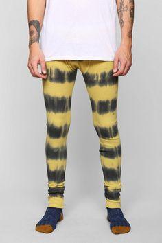 Tie-Dye Long John Pant