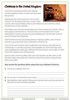christmas in england worksheets english and school importance of christmas essay for kids christmas essay for kids hello kids as christmas is a big festival it is important that everyone knows the story of