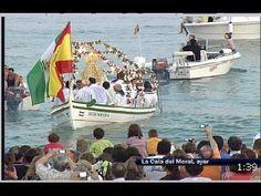 Procesión de la Virgen del Carmen en Málaga (2008) -