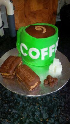 MacMillan Coffee Cake Mug