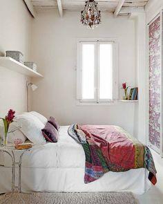 DORMITORIOS DE VERANO | Decorar tu casa es facilisimo.com