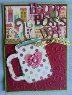 Boss Day Card