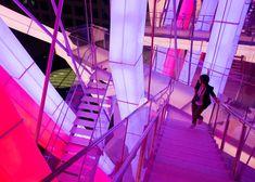 Light Pavilion by Lebbeus Woods