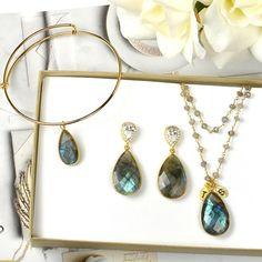 Personalized Family Birthstone Jewelry by DianaDpersonalized