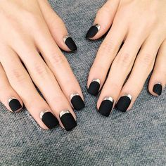 Amazing Matte and Chrome Nail Art Looks You Have to Try Right NOW | more.com