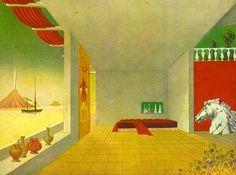 Lina Bo Bardi & Carlo Pagani - Casa sul Mare di Sicilia, 1940.