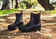 A/W 2015-16 NEW COLLECTION #keepfred #fred #boots #shoes #outfit #style #fashion #bikers #collection #black #leather Biker Boots, Bikers, Rubber Rain Boots, Style Fashion, Black Leather, Outfits, Collection, Shoes, Suits