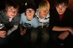 Skins boys generation 1