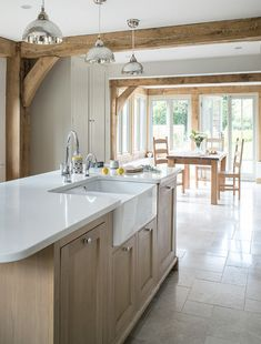 Border Oak - open plan living