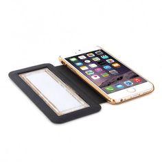 iPhone 6 / 6S Case - Ted Baker Women's SHANNON - Black/ Rose Gold
