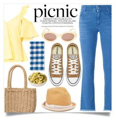 """""""Picnic in the Park"""" by alaria ❤ liked on Polyvore featuring STELLA McCARTNEY, rag & bone, Grandin Road and picnic"""