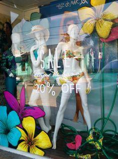 Vidrieras Corart - Visual: Luz de Mar.  Tema: Flores