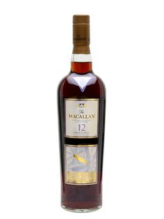 Macallan 1995 - 12 Year Old - Sherry Oak - Winter Scotch Whisky : The Whisky Exchange