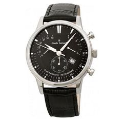 Claude Bernard Men's 01506 3 NIN Chronograph Watch