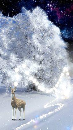 Beautiful Christmas Scenes, Christmas Scenery, Winter Scenery, Winter Time, Winter Season, Christmas And New Year, Winter Christmas, Kultura, White Mountains