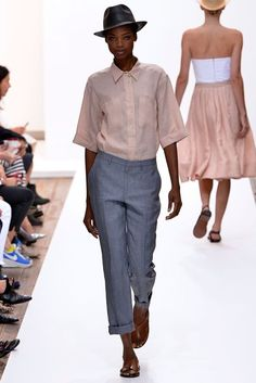 Margaret Howell Spring/Summer 2014 Ready-To-Wear Collection | British Vogue