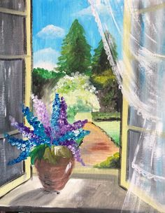Paint Along -- the new socialising with creative twist Entertainment Ideas, Paint Party, Corporate Events, Entertaining, Creative, Garden, Fun, Painting, Garten