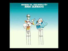 Enzo #Jannacci - Secondo te ... che gusto c'è - Artista a tutto tondo..